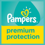 Pampers Premium Protection logo